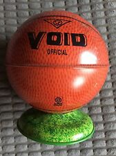 Chein Void Official Basket Ball Bank / Money Box / Tin Bank
