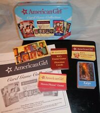 American Girl Card Game Collection by American Girl Editorial Staff (2007,...