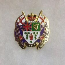 BATTLE OF THE SOMME / 36TH (ULSTER) DIVISION PIN BADGE / ULSTER LOYALIST BELFAST