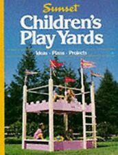 Children's Play Yards-ExLibrary