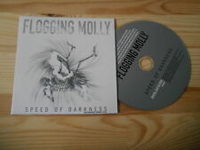 CD punk Flogging Molly-Speed of Darkness (12) canzone PROMO Borstal BEAT CB