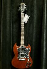 2002 Gibson Faded SG Electric Guitar Crescent Moon Inlays with Hard Case