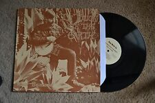 IN TOUCH WITH THE EARTH Walt Richards w/book lyrics private label RECORD LP VG+
