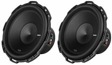 "(2) Rockford Fosgate Punch P2D4-12 12"" 1600 Watt Dual 4 Ohm Car Subwoofers Subs"