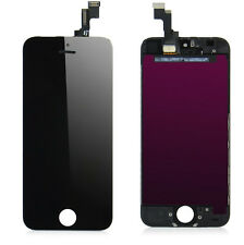 iPhone 5S Black Touch Screen Digitizer & LCD Assembly High Quality