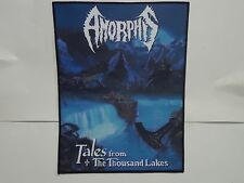 AMORPHIS TALES FROM THE THOUSAND LAKES SUBLIMATED BACK PATCH