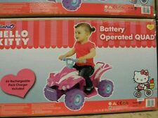 HELLO KITTY MOTO QUAD 6V A BATTERIA MOTO QUAD