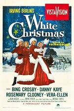 White Christmas Movie Poster 24x36