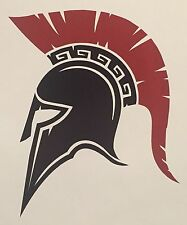 "5.75"" SPARTAN MOLON LABE 4 AMERICAN SHAPE DIE CUT DECAL COLOR STICKER Punisher"