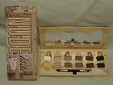 theBalm 'Nude 'Tude' Eye Shadow Palette 12 Beautiful Sexy Shades NIB Authentic