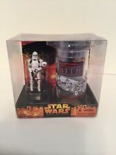 Star Wars Revenge of the Sith ROTS Cup and Figure pack Clone Trooper