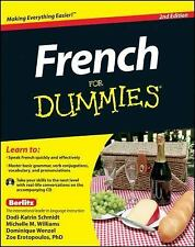 French For Dummies, with CD (For Dummies (Language & Literature))
