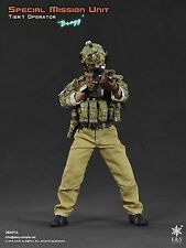 Easy & Simple Special Mission Operator Bragg Action Figure 1/6 MINT BOX 26007