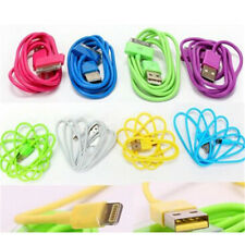 DZ468 For iPhone 6 6p 7 7p iPod 8 Pin Candy Multi-color USB Data Charger Cable A