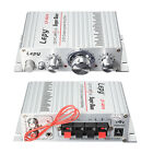 200W 12V Mini HiFi Stereo Audio Amplifier AMP For Auto Car Motorcycle Radio Boat