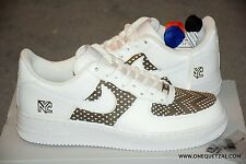 NIKE AIR FORCE 1 x LASER ALL STAR GAME 9.5 DS *NYC EXCLUSIVE* sakura remastered