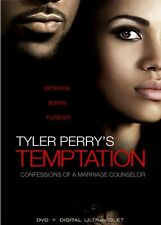 Tyler Perry's Temptation: Confessions of a Marriage Counselor dvd