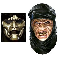 Deluxe Immortal Latex Mask with Overmask Costume Accessory Mens 300 Halloween