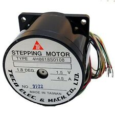 NEMA34 Single Shaft 4.5A Stepper Motor ( 28M017 )
