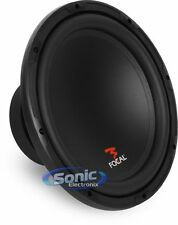 "Focal SUB P 30 250W RMS 12"" Single 4 ohm Performance Series Car Subwoofer/Sub"