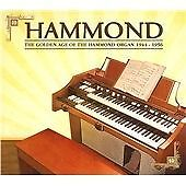 CD HAMMOND GOLDEN AGE OF THE HAMMOND ORGAN 1944 - 1956 SMITH GRIFFIN DEE FARMER