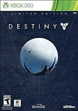 Destiny -- Limited Edition (Microsoft Xbox 360, 2014)