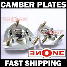 MK1 PillowBall Adjustable Camber Kit Plates SENTRA SE-R Coilover Kits