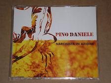 PINO DANIELE - NARCISISTA IN AZIONE - CD SINGOLO PROMO COME NUOVO (MINT)