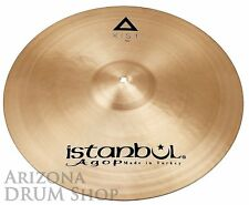 "Istanbul Agop XIST Natural 22"" Ride Cymbal 3,276g - IN STOCK - FREE SHIPPING!"