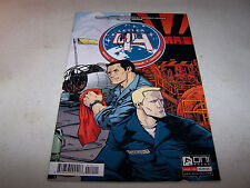 SIGNED ON LOGO CHARLES SOULE LETTER 44 #14 UPCOMING SYFY TV SERIES 1ST PRINTING