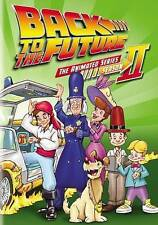Back To The Future: The Animated Series - Season Two (DVD, 2016) New Sealed