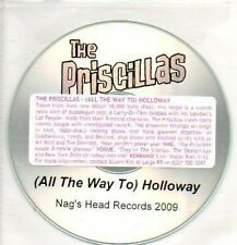 (138J) The Priscillas, (All the Way to) Holloway- DJ CD