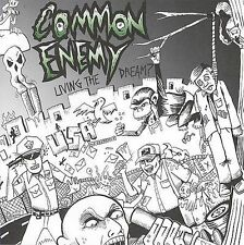 Common Enemy-Living The Dream? CD NEW