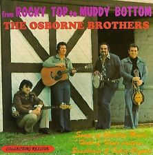 From Rocky Top to Muddy Bottom by Osborne Brothers (CD, Mar-1992, CMH Records)