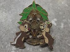 DISNEY CHARACTER MASKS PIN CHIP N DALE TIKI MASK