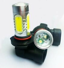H10 PY20D WHITE 16W HP + CREE LED FRONT FOG CAR BULBS VAUXHALL