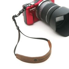 MATIN Leather Vintage Wrist Strap (Brown) for Mirrorless RF Camera cell phones