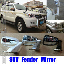 SUV Fender Mirror Set Side Wing Fender View Mirror High-Handed Off-Road Vehicle