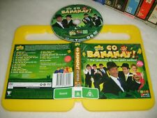 *THE WIGGLES : GO BANANAS!* ABC For Kids 25 Hot ScenesSongs + DVD Extra's R4