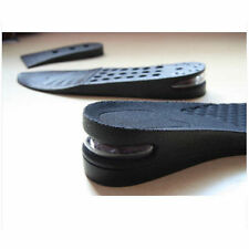 New 1 pair Man Height Increase Shoe Inserts Insole Lifts Taller XX