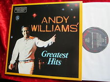 Andy Williams - Greatest Hits  USA LP  Reader´s Digest Club Edition