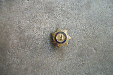 vintage 1940 California Highway Patrol CA mini pin obsolete sheriff police badge