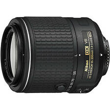 Nikon AF-S DX NIKKOR 55-200MM f/4-5.6 G ED VR II Lens 55-200 F4-5.6 Mark 2 ~ NEW
