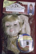 "The Springfield Collection 18"" doll kit Sarah vinyl Fibre-Craft 1996 NIP"