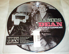 James Dean ** Dean's Lament - 10 INCH VINYL LP - NEW & SEALED PICTURE DISC