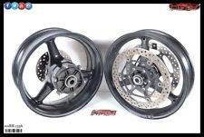 2010 Honda CBR1000RR CBR 1000RR OEM Complete Front & Rear Wheels Rims Rotors Hub