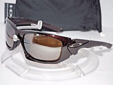 OAKLEY ASIAN FIT POLARIZED SCALPEL OO9134-06 Brown Sugar / Tungsten Iridium Pol