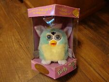 2000 TIGER ELECTRONICS/ HASBRO--ELECTRONIC EASTER FURBY (NEW) LIMITED EDITION