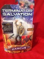 Playmates Toys Marcus Terminator Salvation Deluxe Action Figure New Unopened!