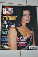 POINT DE VUE N°2859 2003 STEPHANIE NORVEGE MARTHA LOUISE VERDON MADELEINE SUEDE